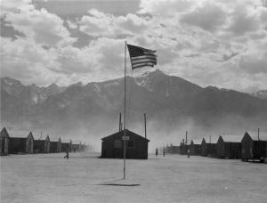 Manzanar_Flag
