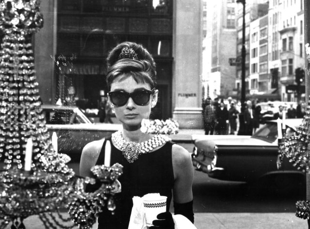 BREAKFAST AT TIFFANY'S, Audrey Hepburn, 1961