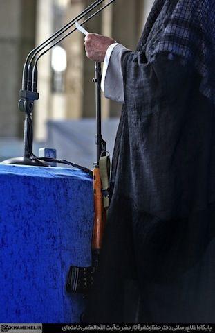 Khamenei-Gun